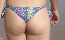 Small thong bikini
